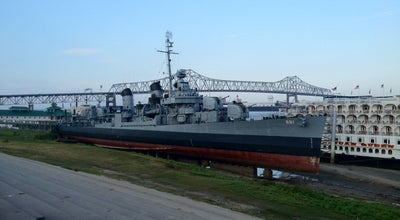 Photo of History Museum USS Kidd at Mississippi River, Baton Rouge, LA 70802, United States