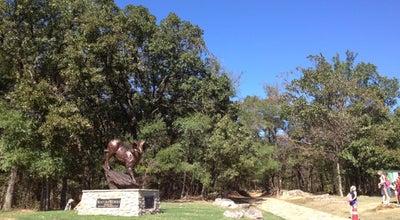 Photo of Trail Turkey Mountain Park at S. Elwood Ave., Tulsa, OK 74132, United States