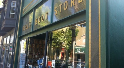 Photo of Bookstore Bell's Book Store at 536 Emerson St, Palo Alto, CA 94301, United States