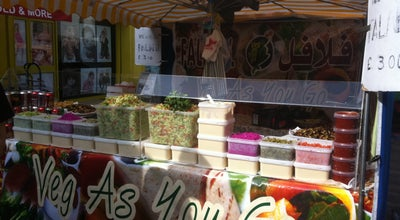 Photo of Food Truck Veg As You Go at Tachbrook Street, London, United Kingdom
