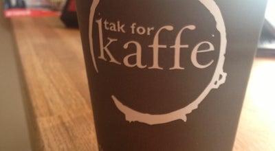 Photo of Coffee Shop Tak for Kaffe at Niels Hemmingsensgade 10, København K 1153, Denmark