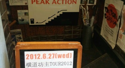 Photo of Rock Club PEAK ACTION at 中町11-1 関川本店ビルb1f, 郡山市 963-8004, Japan