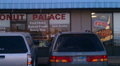 Photo of Donut Shop Donut Palace at 109 12th Street, Pflugerville, TX 78660, United States