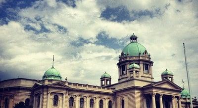 Photo of Capitol Building Narodna skupština Republike Srbije at Trg Nikole Pašića 13, Beograd 11000, Serbia