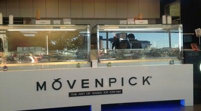 Photo of Ice Cream Shop Movenpick at Honeysuckle, Newcastle, NS, Australia
