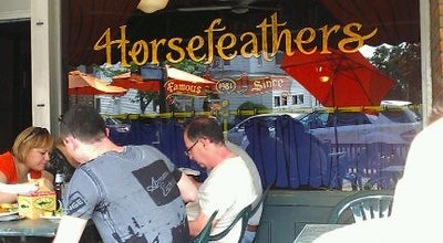 Photo of American Restaurant Horsefeathers at 94 N Broadway, Tarrytown, NY 10591, United States