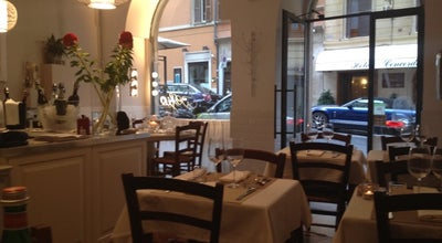 Photo of Italian Restaurant Sofia at Via Di Capo Le Case 51, Rome 00187, Italy