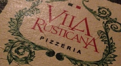 Photo of Pizza Place Vila Rusticana Pizzeria at Av. Antonio Gil Veloso, 1570, Vila Velha 29101-016, Brazil