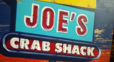 Photo of Seafood Restaurant Joe's Crab Shack at 1210, Sacramento, CA 95814, United States