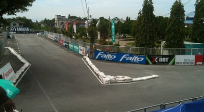Photo of Racetrack Petronas Cub Prix Round 5 at Stadium Mini, Teluk Intan, Malaysia