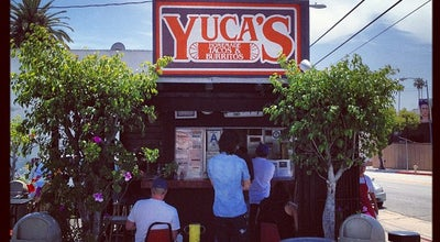 Photo of Mexican Restaurant Yuca's Taqueria at 2056 Hillhurst Ave, Los Angeles, CA 90027, United States