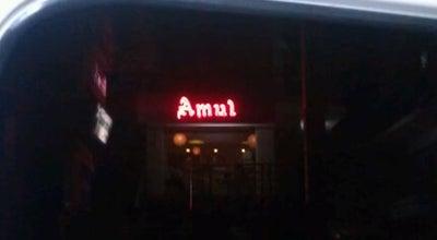 Photo of Ice Cream Shop Amul Icecream Parlour at Kaloor Kadavantra Road, Kochi, India