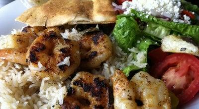 Photo of Mediterranean Restaurant Taziki's at 4855 Whitesburg Dr Se, Huntsville, AL 35802, United States