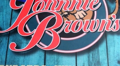 Photo of BBQ Joint Johnnie Brown's at 301 E Atlantic Ave, Delray Beach, FL 33483, United States