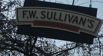 Photo of Bar F.W. Sullivan's Fan Bar & Grille at 2401 W Main St, Richmond, VA 23220, United States