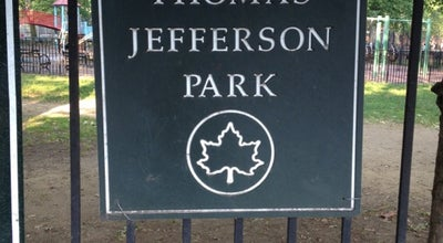Photo of Park Thomas Jefferson Park at 2180 1st Ave, New York, NY 10029, United States