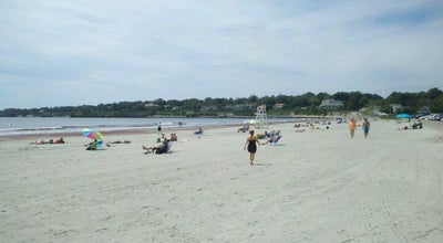 Photo of Beach Easton's Beach at 175 Memorial Blvd, Newport, RI 02840, United States