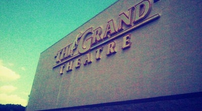 Photo of Movie Theater The Grand Theatre 18 at 5601 University Pkwy, Winston Salem, NC 27105, United States