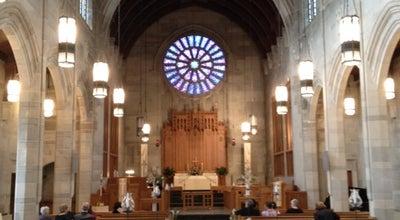 Photo of Church Baker Memorial Church at 307 Cedar Ave, Saint Charles, IL 60174, United States