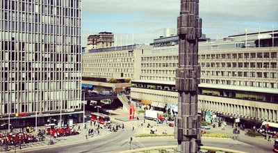 Photo of Plaza Sergels Torg at Sergels Torg, Stockholm 111 57, Sweden