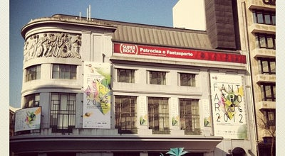 Photo of Indie Movie Theater Fantasporto at Rivoli, Porto, Portugal