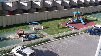Photo of Playground Партизанская at Ул.партизанская, 92, Барнаул, Russia