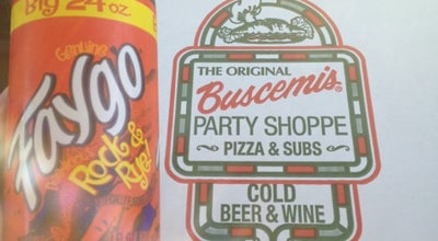 Photo of Pizza Place Buscemis Party Shoppe at 42990 Garfield Rd, Clinton Township, MI 48038, United States