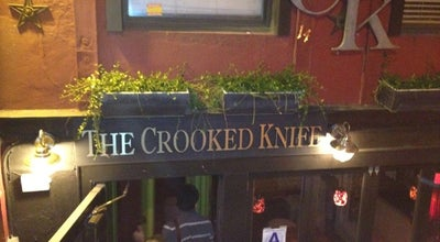 Photo of Pub The Crooked Knife at 232 West 14th Street, New York, NY 10011, United States