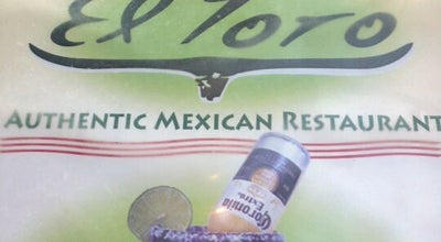 Photo of Mexican Restaurant El Toro at 619 S Gilbert St, Danville, IL 61832, United States