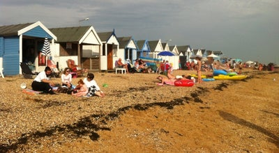 Photo of Beach Thorpe Bay Beach at Southend-on-Sea, United Kingdom