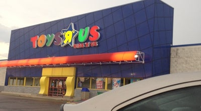 Photo of Toy / Game Store Toys R Us at 9251 E Washington St, Indianapolis, IN 46229, United States