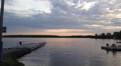 Photo of Lake Lake Rosseau at Canada