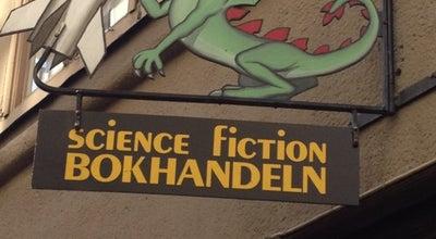 Photo of Bookstore Science Fiction Bokhandeln at Västerlånggatan 48, Stockholm 111 29, Sweden