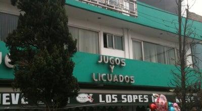 Photo of Mexican Restaurant Los Sopes de la Nueve at Luis Spota 85 San Simón Ticumac, Benito Juárez 03600, Mexico