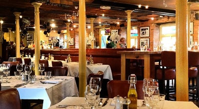 Photo of French Restaurant Brasserie Blanc at Royal House, 28 Sovereign St, Leeds LS1 4BJ, United Kingdom