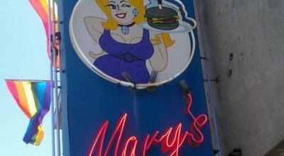 Photo of Gay Bar Hamburger Mary's at 8288 Santa Monica Blvd, West Hollywood, CA 90046, United States