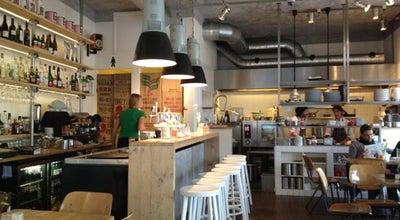 Photo of Modern European Restaurant Radijs at Jan Evertsestraat 41, Amsterdam 1057 BM, Netherlands