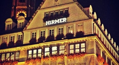 Photo of Men's Store Hirmer at Kaufinger Str. 28, München 80331, Germany
