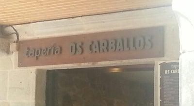 Photo of Tapas Restaurant Os Carballos at Praza Da Verdura, 9, Pontevedra 36001, Spain