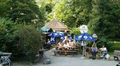 Photo of Beer Garden Mini Hofbräuhaus at Gyßlingstraße 59 (englischer Garten), München 80805, Germany