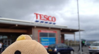 Photo of Grocery Store Tesco at 18 Pickaquoy Road, Kirkwall KW15 1RP, United Kingdom