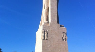 Photo of Monument / Landmark Monumento a la Fe Descubridora at Av. Francisco Montenegro, Huelva 21001, Spain