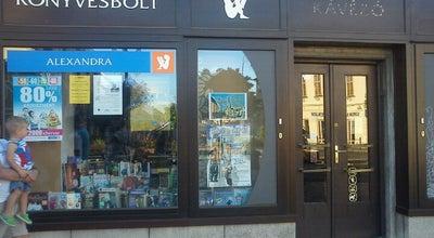 Photo of Bookstore Alexandra Könyvesbolt at Szombathely, Hungary