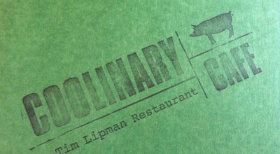 Photo of American Restaurant Coolinary Cafe at 4650 Donald Ross Rd, Palm Beach Gardens, FL 33418, United States