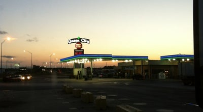 Photo of Diner Queen City Truck Stop at 5502 N Frontage Rd, Meridian, MS 39307, United States