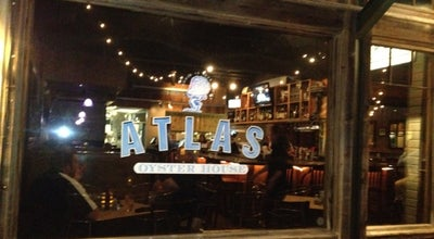 Photo of Seafood Restaurant Atlas Oyster House at 600 S Barracks St, Pensacola, FL 32502, United States