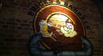 Photo of Beer Garden Bricks & Barrels | Gastrobar.BeerGarden at 28-30, Jalan Lau Ek Ching, Ipoh 30300, Malaysia