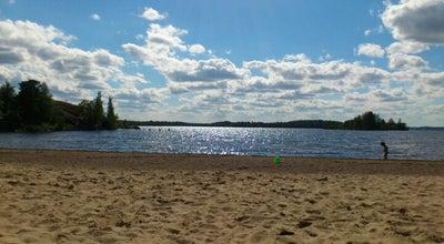 Photo of Beach Pyynikin uimaranta / Rosendahlin ranta at Jalkasaarentie, Tampere 33230, Finland