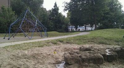 Photo of Playground Spielplatz at Bahrenfelder Straße 250, Hamburg 22765, Germany