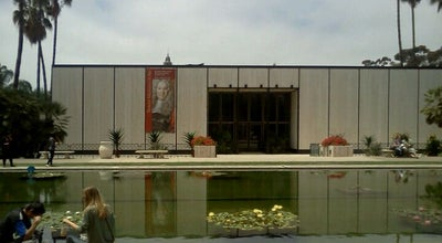 Photo of Art Museum Timken Museum of Art at 1500 El Prado, San Diego, CA 92101, United States